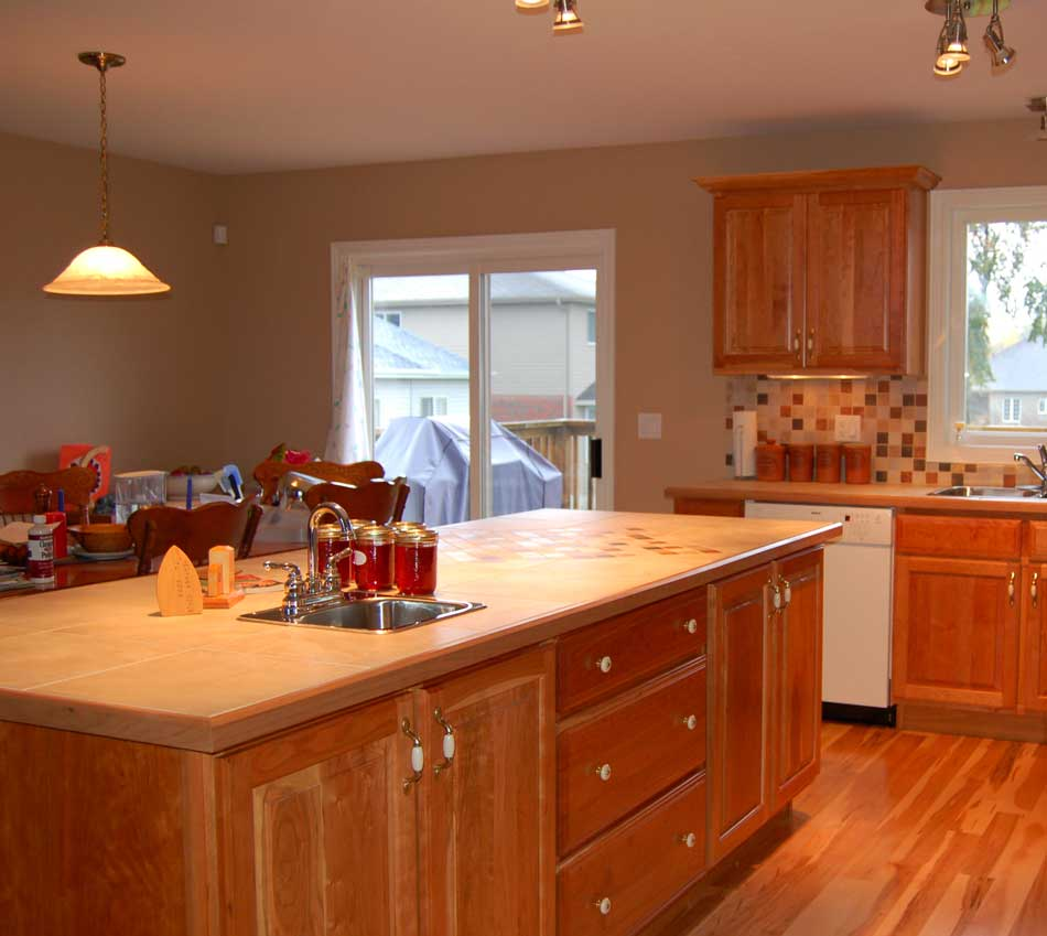 Country kitchens for Kitchen creations